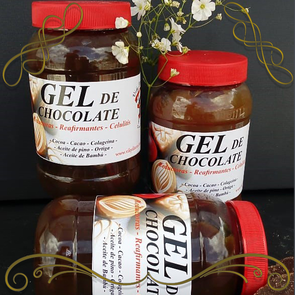 GEL DE CHOCOLATES